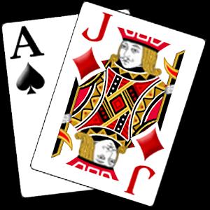 blackjack kort